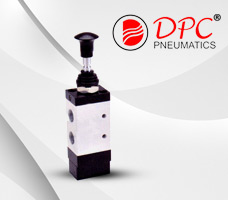 DP Series Mechanical Hand-draw Valve