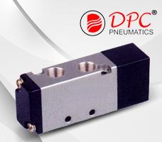 4A100 Series Pneumatic Control Valve