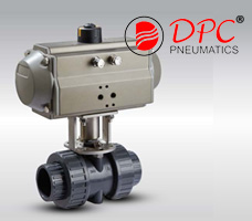 UPVC Union Ball Valve