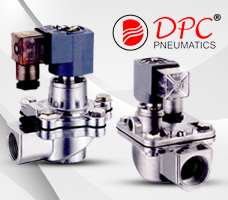 UM Series Electro-Magnetic Pulse Valve