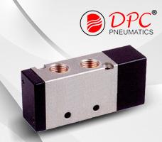 4A200 Series Pneumatic Control Valve