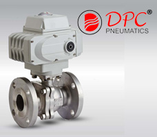 Electric 2PC Ball Valve(Flange)