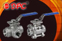 DPC Pneumatic Ball Valve